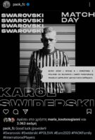 Οι ευχές του ΠΑΟΚ στον Σφιντέρσκι (pic)