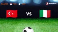Στοίχημα Euro με γκολ και θέαμα στο Ιταλία – Τουρκία