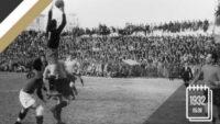 Όταν εγκαινιάστηκε το γήπεδο στο Σιντριβάνι