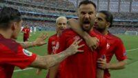 Κάρφωσε με γκολάρα την Τουρκία ο Σεφέροβιτς (video)