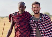 Βιγιαφάνιες: Στην Αφρική θα πάει… με τους Μασάι! (pic)