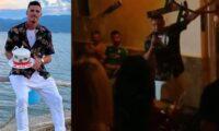 Χατζηγιοβάνης: Τραγούδησε Αργυρό στα γενέθλιά του (vid)