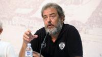 Χατζόπουλος: «Τα πόδια, το πάπλωμα και ο Σαββίδης»